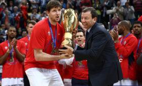 Накануне своего 60-летия Кущенко рассказал, как приравнял баскетбол к балету