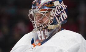 Российский вратарь побил державшийся 46 лет рекорд клуба НХЛ