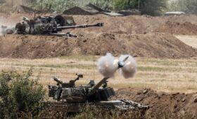 Израиль заявил об ударе по штабу службы внутренней безопасности ХАМАС