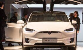 Эксперт оценил перспективы электромобиля Tesla в России — ПРАЙМ, 22.05.2021