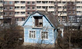 Росстат раскрыл долю российских семей, проживающих в частных домах