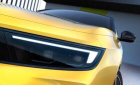 Гудбай, GM: первые фото Opel Astra нового поколения на французской платформе EMP2