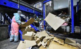 Чемезов оценил эффект от постройки мусорных заводов более чем в ₽3 трлн