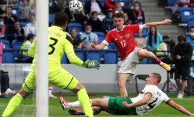 Сборная России победила болгар в последнем матче перед стартом Евро-2020