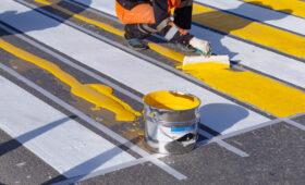 Дорожная палитра: что означает цвет разметки?