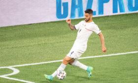 УЕФА назвал самых быстрых футболистов Евро-2020