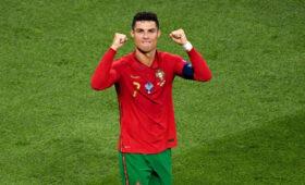 «Великий чемпион и гуманист»: Али Даеи поздравил Роналду с новым рекордом