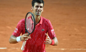 Новак Джокович одолел Рафаэля Надаля и пробился в финал Roland Garros