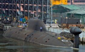 СМИ узнали о возврате Индией арендованной у России атомной подлодки