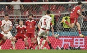 Сборная России вылетела с чемпионата Европы