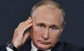 Путин рассказал о повышении температуры после второй прививки от COVID-19