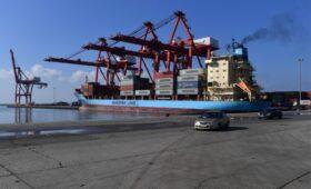 Стоимость морских грузоперевозок выросла до рекордного уровня
