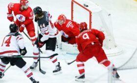 Сборная России проиграла Канаде и вылетела из плей-офф чемпионата мира