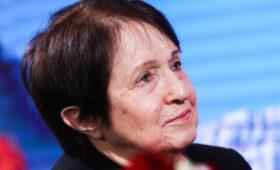 Путин поздравил Тамару Москвину с юбилеем и отметил ее высокий авторитет