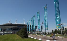 Улицы Петербурга перекрыли из-за футбольного матча Россия – Финляндия