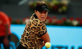 Павлюченкова пробилась в полуфинал Открытого чемпионата Франции по теннису