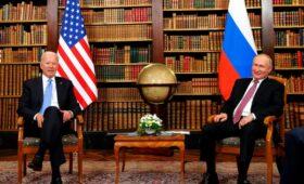 Путин и Байден обсуждали в Женеве вопрос выдачи виз для дипломатов