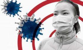 Признаки коронавируса. Обращайте внимание на состояние губ и восприятие запахов