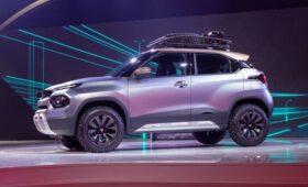 Конкурент Suzuki Ignis от Tata готовится к старту продаж: новые фото