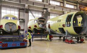 «Ростех» сократил долги производителя Superjet на 46%