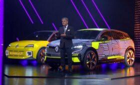 Будущие электрокары Renault и Alpine: компакты в стиле ретро и кроссоверы