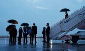 Госсекретарь США первый зарубежный визит совершил в Индию»/>