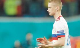 Гвардиол, Сака, Мухин: составлена символическая сборная молодых игроков Евро-2020