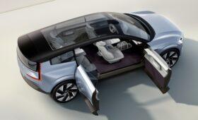 Нового Volvo XC90 не будет. Флагманский SUV шведской марки получит другое имя