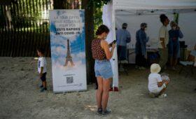 Общественное мнение Европы склонилось в пользу «санитарных пропусков»
