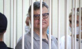 Белорусский суд приговорил Бабарико к 14 годам лишения свободы