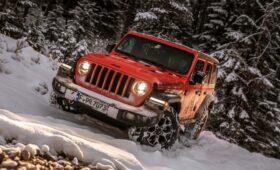 Сервисное обслуживание автомобилей Jeep в Москве