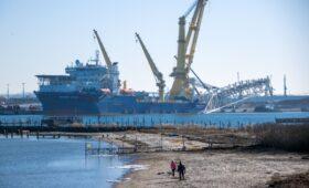 Сенаторы пригрозили помешать назначениям в Минфин США из-за Nord Stream 2