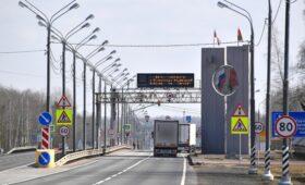Кремль не исключил «нарушений экспортно-импортных цепочек» из-за Минска
