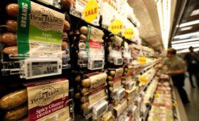 Мировые цены на еду снизились впервые за год