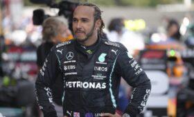 Льюис Хэмилтон выиграл Гран-при Великобритании «Формулы-1»
