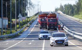 Путин открыл движение по заключительному участку ЦКАД — ПРАЙМ, 08.07.2021