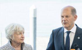 Страны G20 поддержали введение минимального налога для корпораций