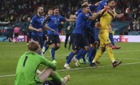 Траур Англии: Италия выиграла Евро-2020 по пенальти