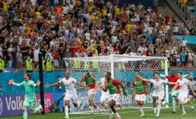 Бельгия сменила лицо: итоги первого раунда плей-офф Евро-2020
