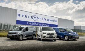 Правительство Великобритании дало денег на спасение завода Vauxhall в Элсмир-Порте
