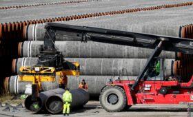 Украина и Польша осудили ФРГ и США за отказ от борьбы с Nord Stream 2