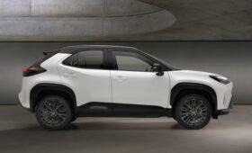 Lexus думает о субкомпактном кроссовере на базе Toyota Yaris Cross