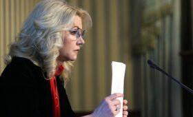 Голикова анонсировала выделение 30 млрд руб. на «санитарный щит» России