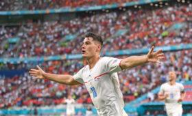 УЕФА выбрал лучший гол Евро-2020