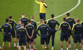 На Украине раскритиковали футбольную сборную за русский язык