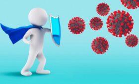 Ученые оценили стойкость иммунитета после легкого течения COVID-19