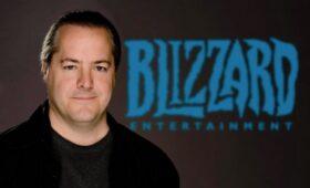 Глава Blizzard уволился после скандала с домогательствами»/>