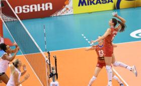 Назван состав женской сборной России по волейболу на чемпионат Европы