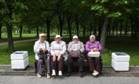 В Совфеде оценили затраты на обещанные Путиным выплаты пенсионерам»/>