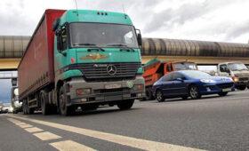 На российских дорогах скоро появятся беспилотные грузовики — ПРАЙМ, 01.08.2021